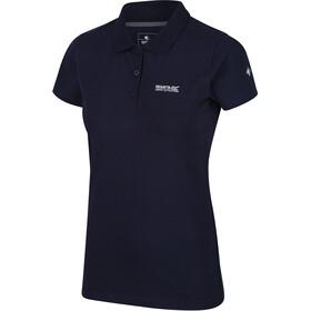 Regatta Sinton Poloshirt Women, navy